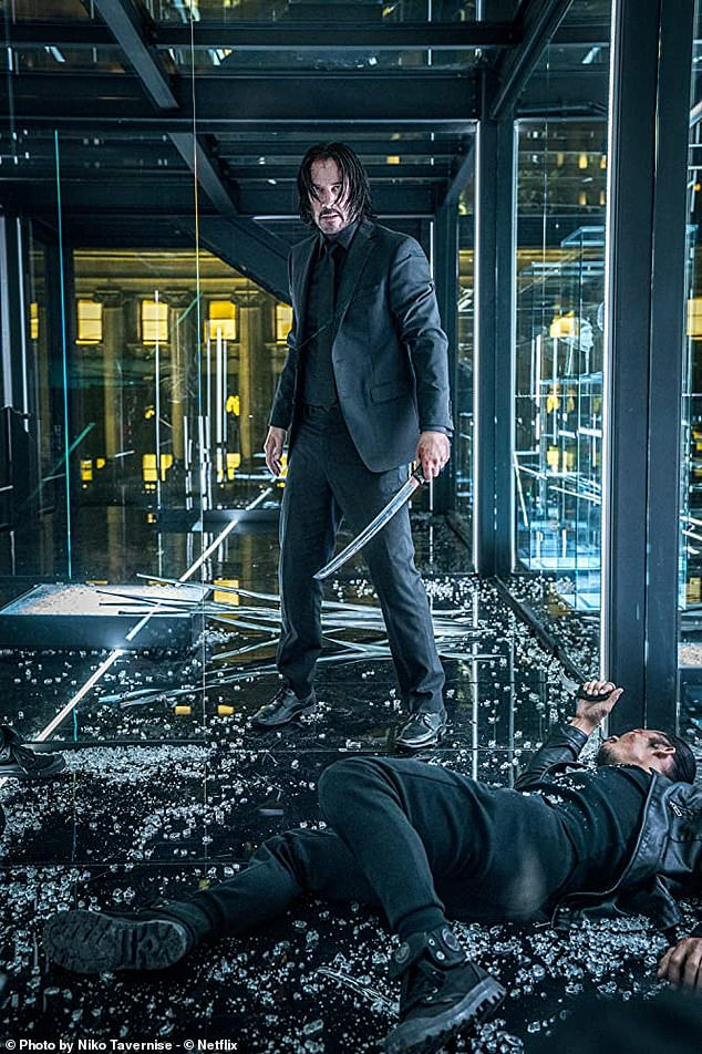 Teaser:Last month, Keanu made an appearance on Today in which he discussed filming the John Wick movies and hinted at what fans can expect from the latest chapter of the saga. Seen in 2019
