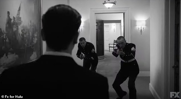 Telekinesis: In it, Ryan Murphy regular Cody Fern guest stars as Valiant Thor, an alien emissary or leader, who violently enters the White House Oval Office in 1954
