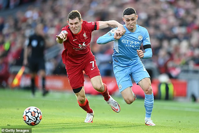 Foden tore James Milner apart against Liverpool, showing the other side to his versatile game