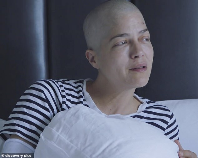 Courageous: Introducing, Selma Blair follows Blair's life after hermultiple sclerosis diagnosis in 2018, and subsequent chemotherapy treatments that resulted in her hair loss