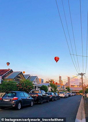 Richmond is praised for its combination of bustling café culture, bustling Vietnamese eateries and fashion outlets.