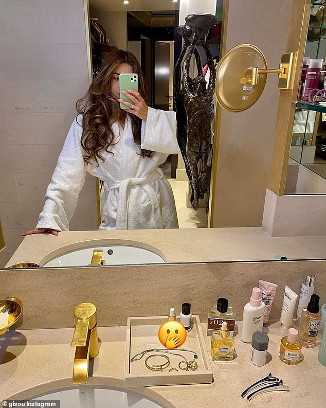 The company's hero product is the Honey Infused Hair Oil, which is enriched with Mirsalehi Honey from the family's Mirsalehi Bee Garden. As honey is a natural humectant, it retains hair's natural moisture balance, resulting in healthy, soft and shiny locks