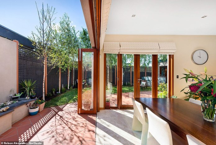 The private listing is up for sale with an asking price between $2.8 and $3 million and offers will close on October 25