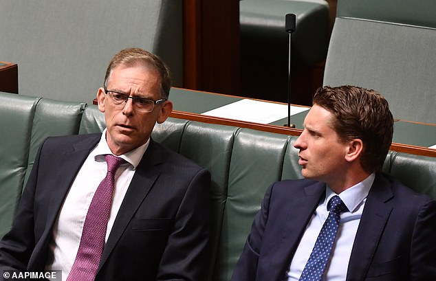 Labor member for Holt Anthony Byrne (left)admitted paying for people's party membership fees to boost support for his moderate faction in a practice known as branch stacking