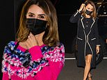 Penélope Cruz, 47, serves up back to back fashionable looks as she steps out in New York City