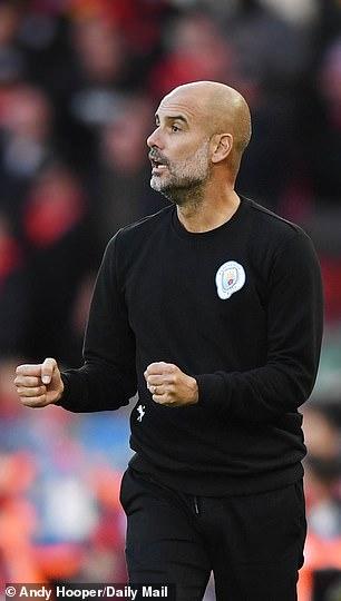 Manchester City boss Pep Guardiola favors B-team proposal