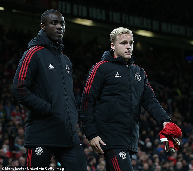 As Sportsmail reported last month, Van de Beek will make another attempt to leave in January