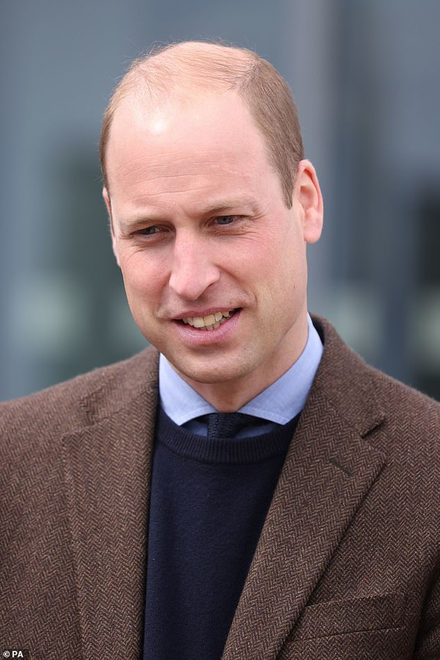 39-year-old William, who is second in line to the throne, is said to have been involved in crisis talks with his grandmother and father over the decision to suspend Andrew from public duty.