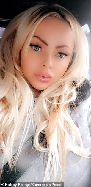 Ridings was cleared of drink-driving after claiming she consumed the two pints in 15 minutes at the home of friend Paige Azad to 'calm down' before being given a lift home