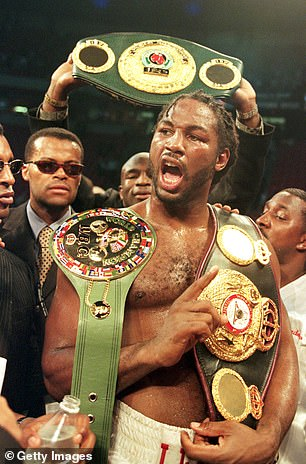 The battle to be crowned the best British heavyweight of all time comes down to Lennox Lewis and Fury