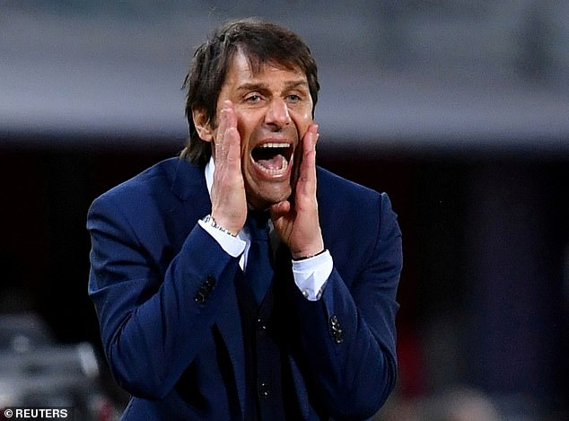 Antonio Conte walked away from Inter Milan and could be tempted by a return to England