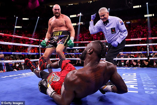 , David Haye STILL wants to take on Tyson Fury despite the Gypsy King's win over Deontay Wilder, The Today News USA