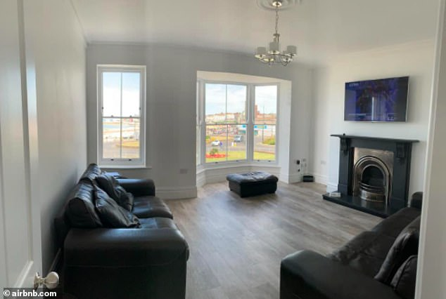While there were more than 300 homes in Margate available on Airbnb, there were just 15 rental properties on RightMove