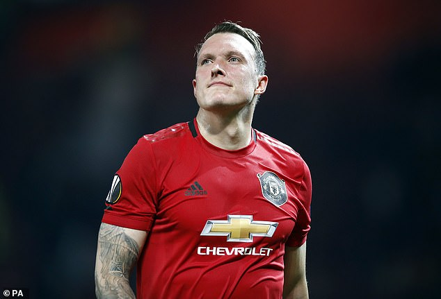 Man United star Phil Jones has revealed his struggles with 'toxic' social media in recent years