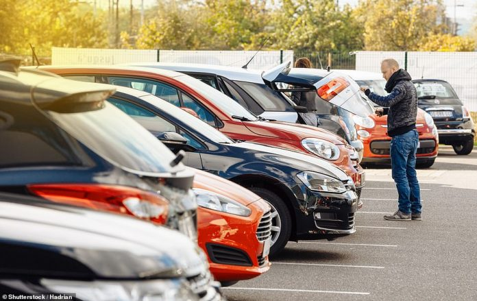 Premium paid for second-hand cars: The average price of used motors listed on AutoTrader last month increased to £16,067, up 21.4% from £13,829 in September 2020.  And that means some used models are now selling for higher prices than the new ones...