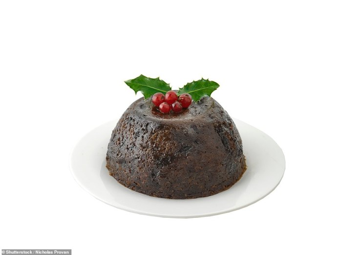 Steven Ellis, Chef Proprietor of The Bailiwick revealed how Christmas pudding can be frozen now and heated up on Christmas morning