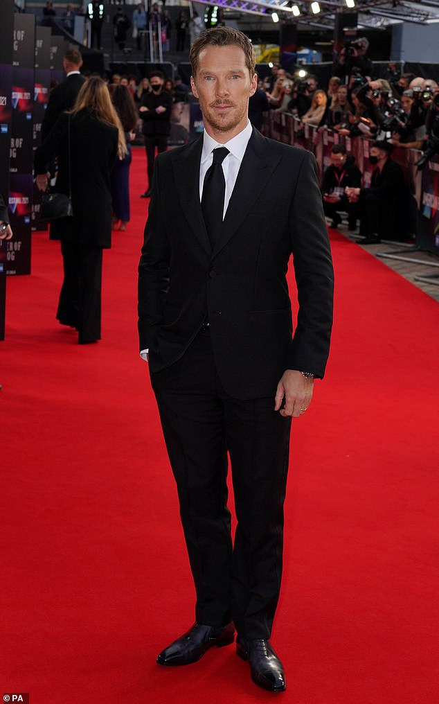 Dapper: Benedict always manages to scrub well