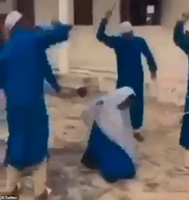 , Girl whipped in front of father at Nigerian Islamic school after he REQUESTED beating, The Evepost National News