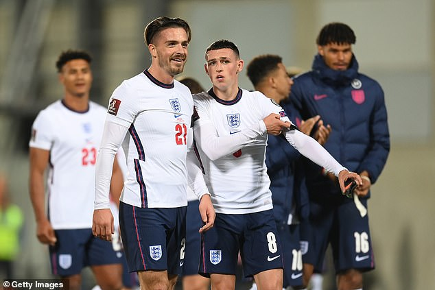 There is definitely a way to fit Jack Grealish and Phil Foden into the same team for England