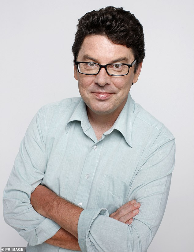 New guy: Radio veteran James Valentine (pictured in 2010) is set to replace Wendy Harmer and Robbie Buck on ABC Sydney Breakfast