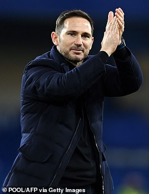 Frank Lampard has been out of work since being sacked by Chelsea in January