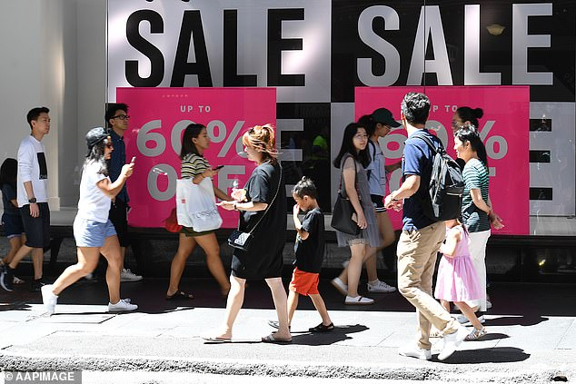 Survey of 6,469 retail staff across Australia found found 55 per cent took home less than $1000 a week after tax with many struggling for regular hours