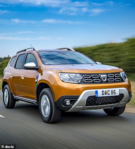 A used premium is also currently the norm for older Duster SUVs, which are about £1,000 more expensive – and with 10,000 miles already clocked up – than their new price orders.