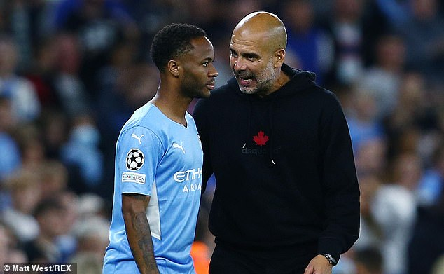 Roy Keane believes there is a rift between Raheem Sterling and Pep Guardiola