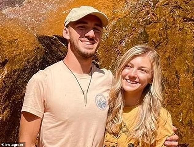 North Port police are working with the FBI to find Laundrie, who returned home from a cross-country trip with his fiancée Gabby Petito on September 1 without her