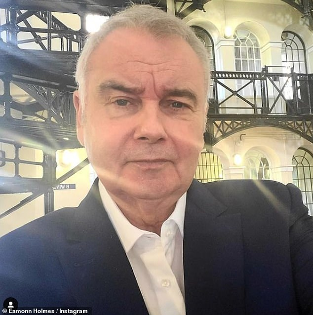 , Eamonn Holmes, 61, recalls 'panic' after realising he could go blind due to painful shingles, The Today News USA
