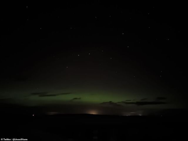 The space weather event, which began back on October 9, was driven by less-sunny solar winds than predicted, and arrived