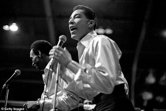The Motown legend told DailyMail.com he feared he would never sing again after the virus 'took my voice' and left him weak