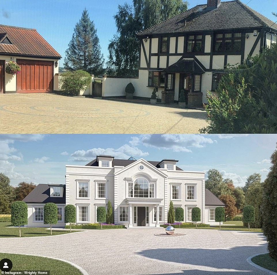 , Mark Wright and Michelle Keegan get CCTV and solar panels on the roof of their '£3.5m' dream home, The Habari News New York