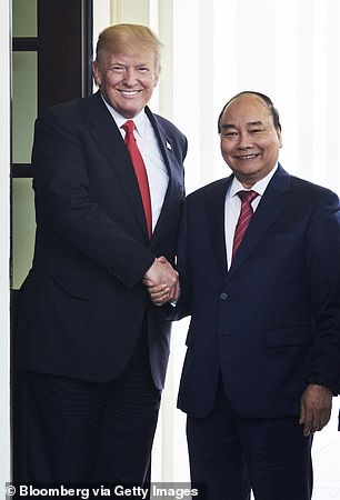 Trump asked national security aides if the Vietnamese prime minister's name was pronounced like 'Fook You' shortly before their meeting, the ex-US Ambassador to Vietnam's new book claims
