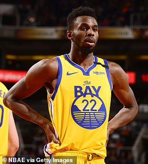 Golden State Warriors swingman Andrew Wiggins said he felt 'forced' to receive the COVID-19 vaccine or he would run the risk of getting pushed out of the league