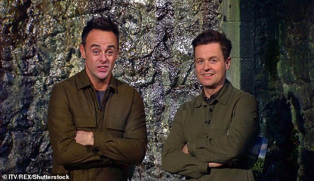 Host!  Ant and December are the presenters of the long-running series