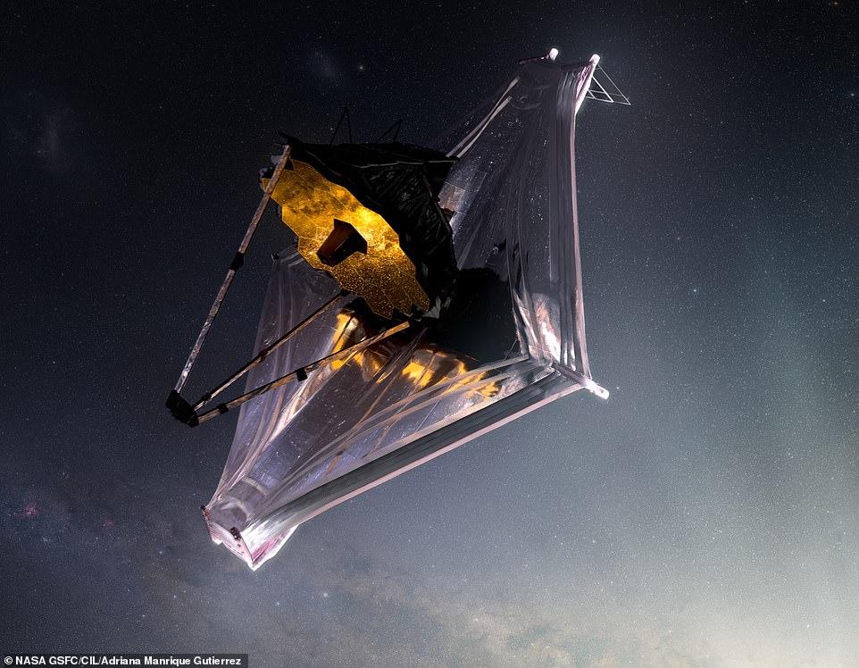 , NASA's James Webb Telescopecomes on shore inFrench Guiana after 16-day sea journey, The Today News USA