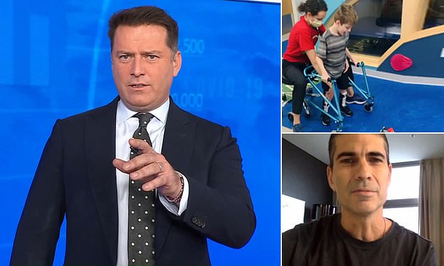 , Karl Stefanovic explodes at Qld government for forcing boy with cerebral palsy to hotel quarantine, The Today News USA