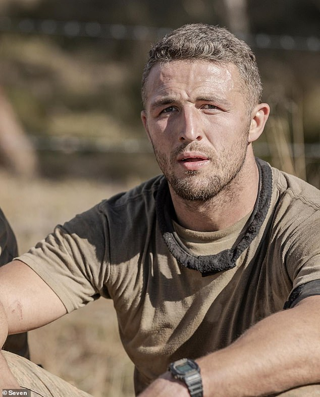 WinnerSam's interview comes after he was the only recruit to pass selection during Tuesday night's finale of SAS Australia
