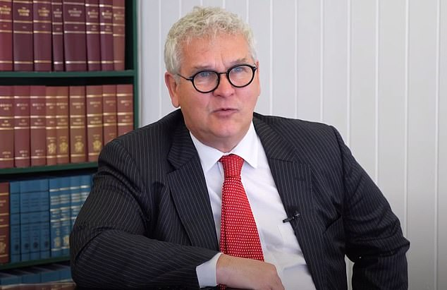 Criminal lawyer Bill Potts, the Brisbane-based founding director of Potts Lawyers, said the legal challenge to the Queensland police vaccination rule could succeed if a judge agreed there were alternatives to compulsory immunisation to minimise the risk of Covid