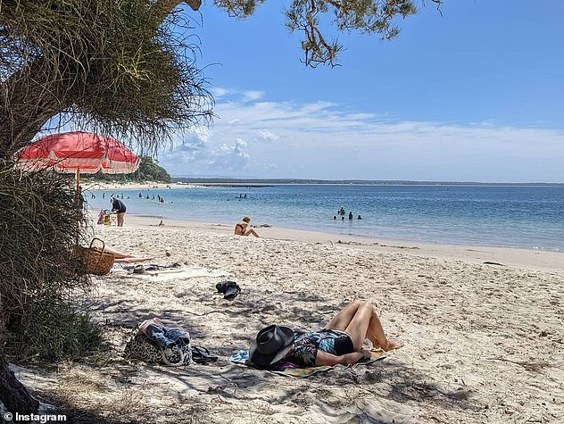 There is speculation regional travel will not restart until October 25. Pictured: Huskisson on the NSW South Coast
