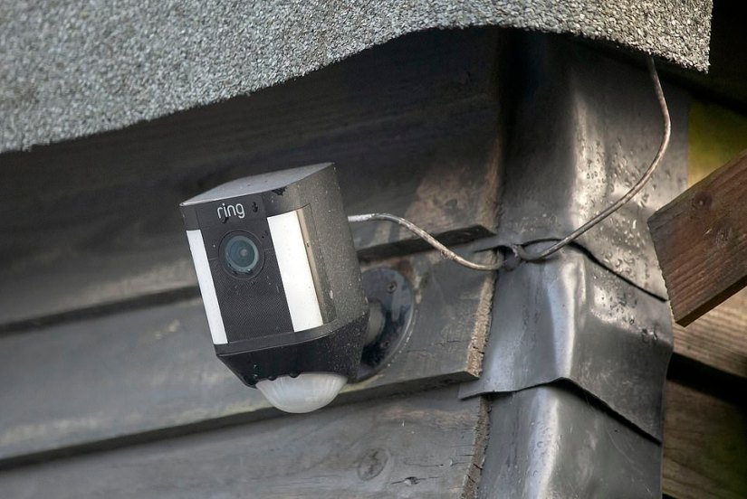 In response to the ruling, Amazon-owned Ring advised device owners to ensure people know they are filmed by putting Ring stickers on their door or windows