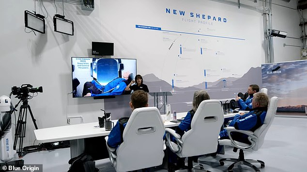 , Blue Origin to launch William Shatner into space TODAY with art Jeff Bezos made to play Star Trek, The Today News USA
