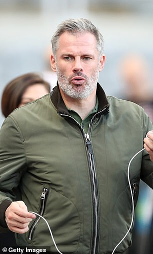 Jamie Carragher has spoken out in support of players worn down by the number of matches