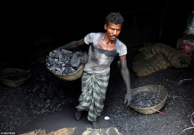 India is ramping up its coal production from 1.94 million to 2 million tonnes per day within a week following supply shortages - causing some utility providers to resort to unscheduled power cuts
