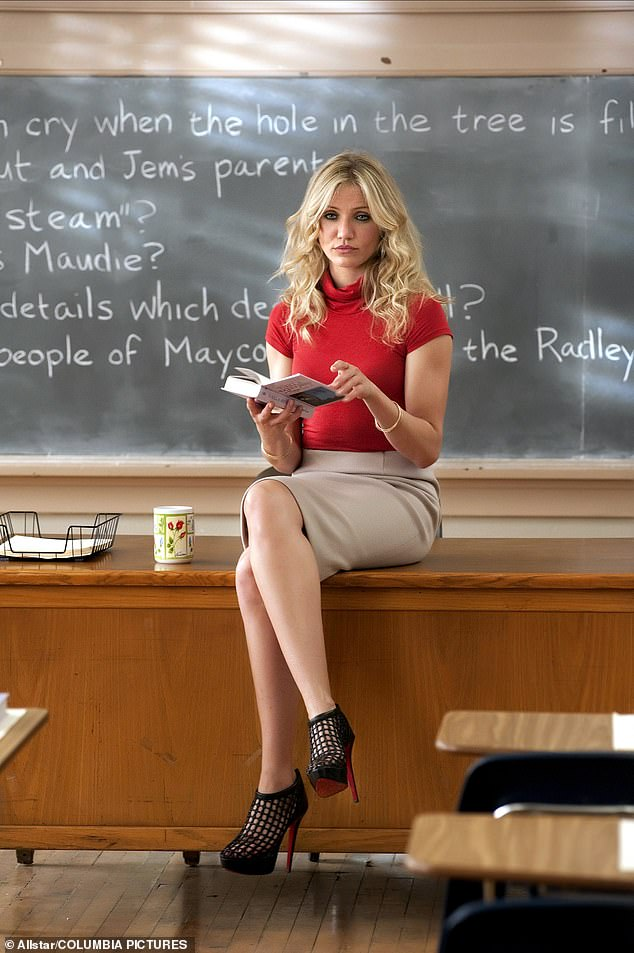 Same vein:The story is said to be set in Montauk, New York, and described as being in the same vein as Risky Business and 2013's Bad Teacher, which Stupnitsky co-wrote with longtime collaborator Lee Eisenberg