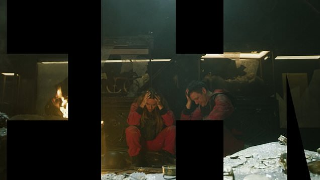 Money Heist part 5 volume 2: teaser   Metro Video