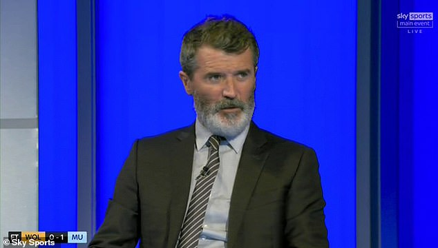 Roy Keane, also a Sky Sports pundit with Carragher, has been criticised for his similar excuses