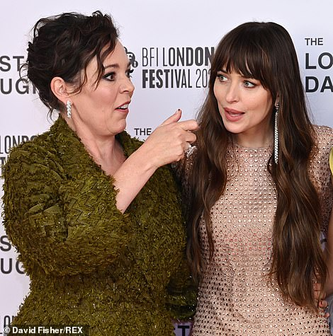 , Dakota Johnson joins Olivia Colman and Ruth Wilson at premiere of The Lost Daughter, The Today News USA
