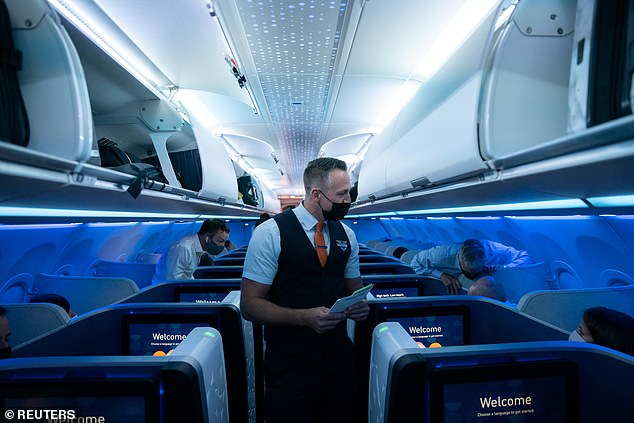 Any airline staff who've refused airlines' forced mask mandates could end up walking out on the job or face the ax - on the busiest travel day in the American calendar - triggering a flood of flight cancelations due to a sudden shortage of staff